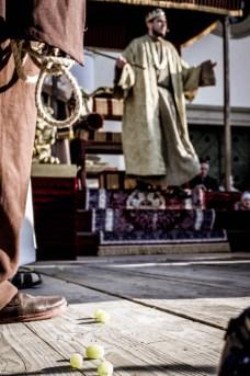 Misterium Męki Pańskiej w Kalwarii Zebrzydowskiej 2019 -Wielki Piątek - 19 kwietnia 2019 r. fot. Andrzej Famielec, Kalwaria 24 IMGP7045