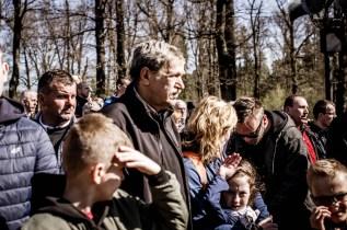 Misterium Męki Pańskiej w Kalwarii Zebrzydowskiej 2019 -Wielki Piątek - 19 kwietnia 2019 r. fot. Andrzej Famielec, Kalwaria 24 IMGP7252
