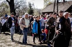 Misterium Męki Pańskiej w Kalwarii Zebrzydowskiej 2019 -Wielki Piątek - 19 kwietnia 2019 r. fot. Andrzej Famielec, Kalwaria 24 IMGP7275