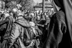 Misterium Męki Pańskiej w Kalwarii Zebrzydowskiej 2019 -Wielki Piątek - 19 kwietnia 2019 r. fot. Andrzej Famielec, Kalwaria 24 IMGP7282