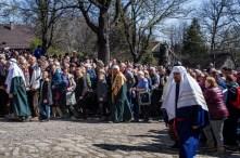Misterium Męki Pańskiej w Kalwarii Zebrzydowskiej 2019 -Wielki Piątek - 19 kwietnia 2019 r. fot. Andrzej Famielec, Kalwaria 24 IMGP7303
