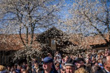 Misterium Męki Pańskiej w Kalwarii Zebrzydowskiej 2019 -Wielki Piątek - 19 kwietnia 2019 r. fot. Andrzej Famielec, Kalwaria 24 IMGP7314