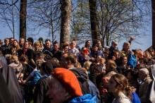 Misterium Męki Pańskiej w Kalwarii Zebrzydowskiej 2019 -Wielki Piątek - 19 kwietnia 2019 r. fot. Andrzej Famielec, Kalwaria 24 IMGP7321