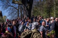 Misterium Męki Pańskiej w Kalwarii Zebrzydowskiej 2019 -Wielki Piątek - 19 kwietnia 2019 r. fot. Andrzej Famielec, Kalwaria 24 IMGP7329