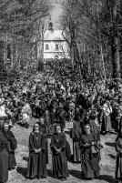 Misterium Męki Pańskiej w Kalwarii Zebrzydowskiej 2019 -Wielki Piątek - 19 kwietnia 2019 r. fot. Andrzej Famielec, Kalwaria 24 IMGP7341