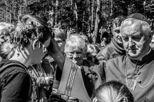 Misterium Męki Pańskiej w Kalwarii Zebrzydowskiej 2019 -Wielki Piątek - 19 kwietnia 2019 r. fot. Andrzej Famielec, Kalwaria 24 IMGP7344