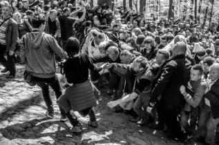 Misterium Męki Pańskiej w Kalwarii Zebrzydowskiej 2019 -Wielki Piątek - 19 kwietnia 2019 r. fot. Andrzej Famielec, Kalwaria 24 IMGP7364