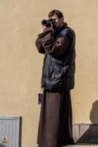 Misterium M Pańskiej w Kalwarii Zebrzydowskiej 2019 - Wjazd Pana Jezusa do Jerozolimy i wygnanie kupców ze Świątyni - 14 kwietnia 2019 r. fot. Andrzej Famielec, Kalwaria 24 IMGP5565