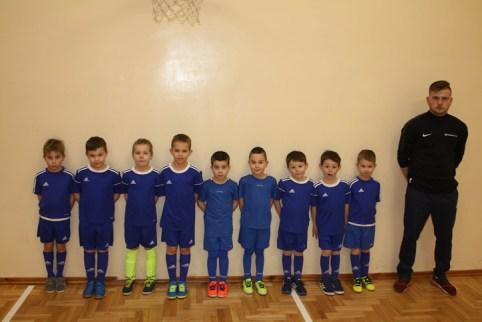 Zajęcia sportowe WKS Żarek Barwałd Górny - fot. Żarek Barwałd Górny