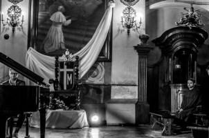 40 rocznica wizyty honorowego obywatela Kalwarii Zebrzydowskiej - Ojca Świętego Jana Pawła II - Uroczystości w Sanktuarium - 7 czerwca 2019 r. - fot. Andrzej Famielec IMGP9571