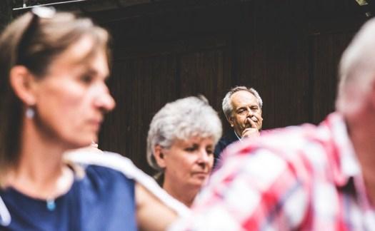 Celtic Triangle Pustelni Św. Marii Magdaleny - koncert XXIV Międzynarodowego Festiwalu Muzycznego - Kalwaria Zebrzydowska - 22 lipca 2019 r. - fot. Artur Brocki | Kalwaria 24