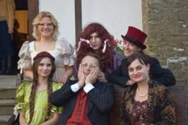Posażna Jedynaczka - kolejna wspaniała sztuka Teatru Młodych - fot. materiały prasowe