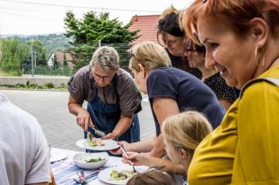 Kulinarny Weekend w Zakrzowie - 7 lipca 2019 r. - fot. Kalwaria 24 IMGP1163