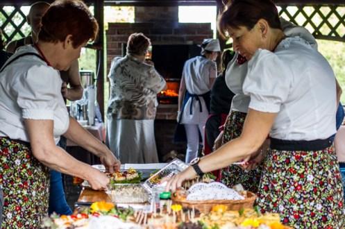 Ziemniak tani, smaczny, zdrowy - międzypokoleniowe spotkanie integracyjne w Lanckoronie - 18 lipca 2019 r. - fot. Kalwaria 24 IMGP1576