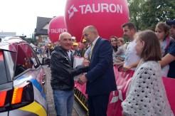76. Tour de Pologne UCI World Tour przemknął w sobotę przez Jastrzębię i Lanckoronę - fot. UG Lanckorona