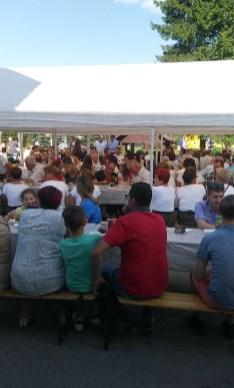 Dożynki Parafialne wraz z piknikiem charytatywnym w Barwałdzie Dolnym - 4 sierpnia 2019 r.