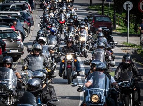 XI Ogólnopolska Pielgrzymka Motocyklistów - 24 sierpnia 2019 r. - fot. Artur Brocki Kalwaria 24