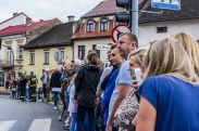 76. Tour de Pologne - 3 sierpnia 2019 r. Kalwaria Zebrzydowska - fot. Andrzej Famielec - Kalwaria 24IMGP2312