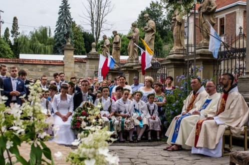 Uroczystości Wniebowzięcia NMP - 18 sierpnia 2019 r. - fot. Andrzej Famielec - Kalwaria 24 IMGP3798