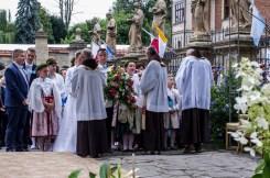 Uroczystości Wniebowzięcia NMP - 18 sierpnia 2019 r. - fot. Andrzej Famielec - Kalwaria 24 IMGP3885