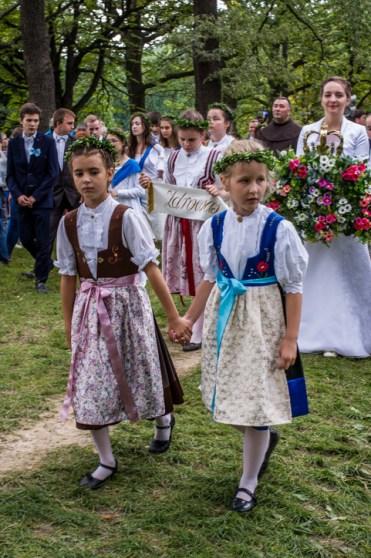 Uroczystości Wniebowzięcia NMP - 18 sierpnia 2019 r. - fot. Andrzej Famielec - Kalwaria 24 IMGP4090