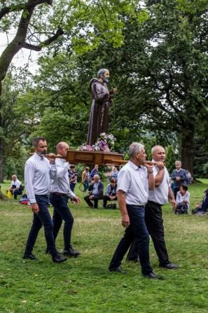 Uroczystości Wniebowzięcia NMP - 18 sierpnia 2019 r. - fot. Andrzej Famielec - Kalwaria 24 IMGP4133