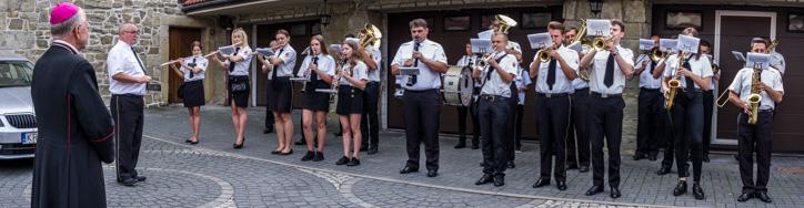 Uroczystości Wniebowzięcia NMP - 18 sierpnia 2019 r. - fot. Andrzej Famielec - Kalwaria 24 IMGP4224-Pano