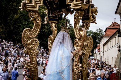 Uroczystości Wniebowzięcia NMP - 18 sierpnia 2019 r. - fot. Andrzej Famielec - Kalwaria 24 IMGP4277