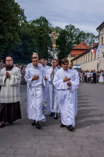 Uroczystości Wniebowzięcia NMP - 18 sierpnia 2019 r. - fot. Andrzej Famielec - Kalwaria 24 IMGP4334