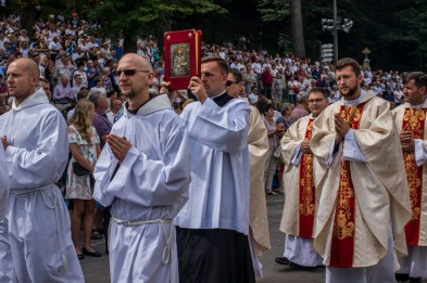 Uroczystości Wniebowzięcia NMP - 18 sierpnia 2019 r. - fot. Andrzej Famielec - Kalwaria 24 IMGP4336