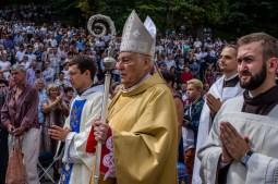 Uroczystości Wniebowzięcia NMP - 18 sierpnia 2019 r. - fot. Andrzej Famielec - Kalwaria 24 IMGP4340