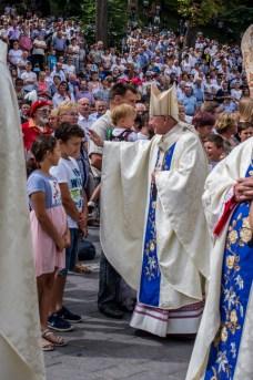 Uroczystości Wniebowzięcia NMP - 18 sierpnia 2019 r. - fot. Andrzej Famielec - Kalwaria 24 IMGP4348