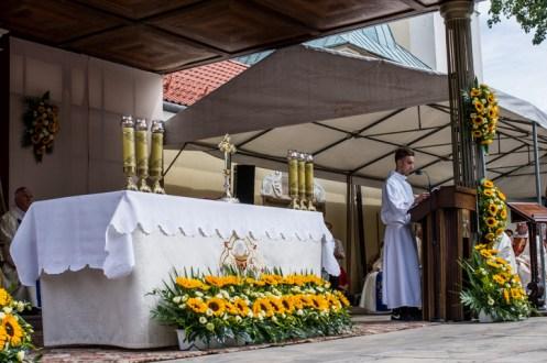 Uroczystości Wniebowzięcia NMP - 18 sierpnia 2019 r. - fot. Andrzej Famielec - Kalwaria 24 IMGP4364