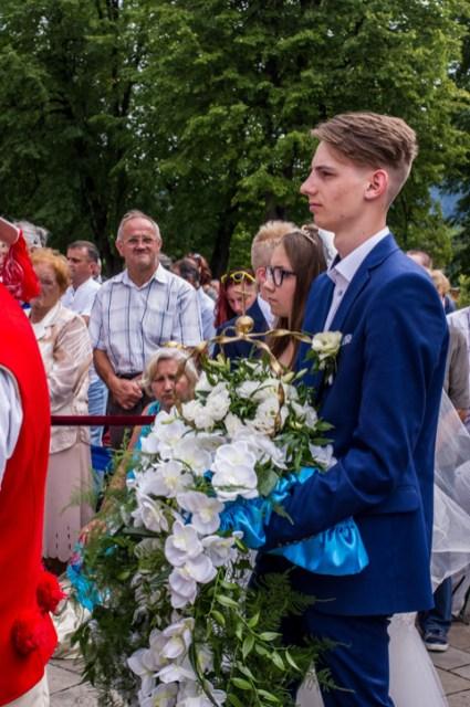 Uroczystości Wniebowzięcia NMP - 18 sierpnia 2019 r. - fot. Andrzej Famielec - Kalwaria 24 IMGP4429