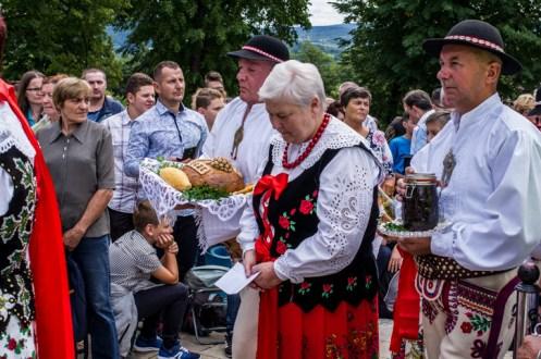 Uroczystości Wniebowzięcia NMP - 18 sierpnia 2019 r. - fot. Andrzej Famielec - Kalwaria 24 IMGP4432