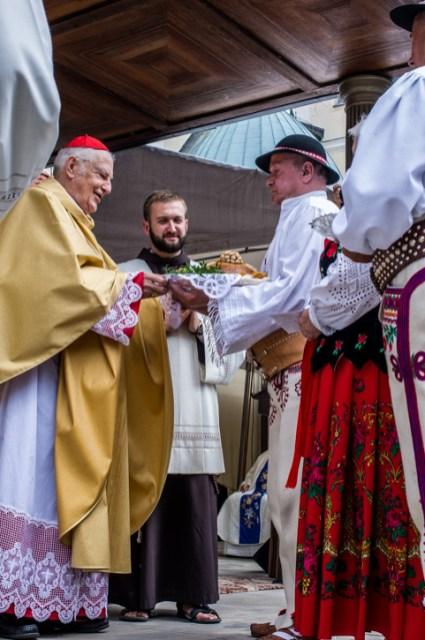 Uroczystości Wniebowzięcia NMP - 18 sierpnia 2019 r. - fot. Andrzej Famielec - Kalwaria 24 IMGP4437