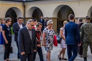 Uroczystości przeddzień 75. rocznicy Powstania Warszawskiego - 31 lipca 2019 r. Kalwaria Zebrzydowska IMGP2250