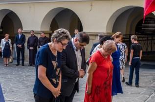 Uroczystości przeddzień 75. rocznicy Powstania Warszawskiego - 31 lipca 2019 r. Kalwaria Zebrzydowska IMGP2254