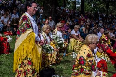 Uroczystości zaśnięcia NMP - Kalwaria Zebrzydowska - 16 sierpnia 2019 r. - fot. Andrzej Famielec - Kalwaria 24 IMGP3089