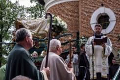 Uroczystości zaśnięcia NMP - Kalwaria Zebrzydowska - 16 sierpnia 2019 r. - fot. Andrzej Famielec - Kalwaria 24 IMGP3117