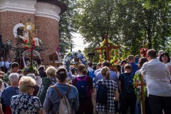 Uroczystości zaśnięcia NMP - Kalwaria Zebrzydowska - 16 sierpnia 2019 r. - fot. Andrzej Famielec - Kalwaria 24 IMGP3152