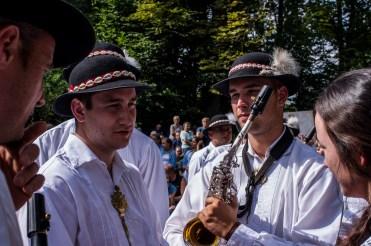 Uroczystości zaśnięcia NMP - Kalwaria Zebrzydowska - 16 sierpnia 2019 r. - fot. Andrzej Famielec - Kalwaria 24 IMGP3159