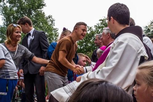 Uroczystości zaśnięcia NMP - Kalwaria Zebrzydowska - 16 sierpnia 2019 r. - fot. Andrzej Famielec - Kalwaria 24 IMGP3205