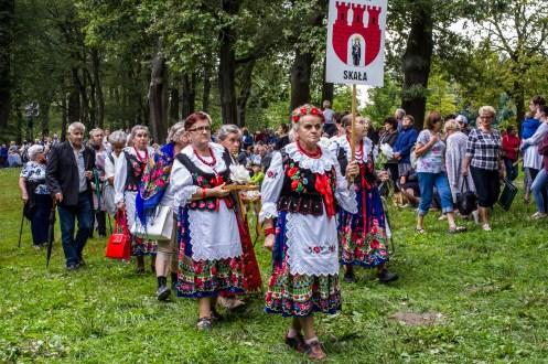 Uroczystości zaśnięcia NMP - Kalwaria Zebrzydowska - 16 sierpnia 2019 r. - fot. Andrzej Famielec - Kalwaria 24 IMGP3235