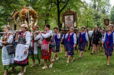 Uroczystości zaśnięcia NMP - Kalwaria Zebrzydowska - 16 sierpnia 2019 r. - fot. Andrzej Famielec - Kalwaria 24 IMGP3295