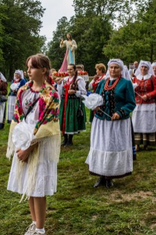 Uroczystości zaśnięcia NMP - Kalwaria Zebrzydowska - 16 sierpnia 2019 r. - fot. Andrzej Famielec - Kalwaria 24 IMGP3310