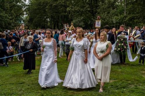 Uroczystości zaśnięcia NMP - Kalwaria Zebrzydowska - 16 sierpnia 2019 r. - fot. Andrzej Famielec - Kalwaria 24 IMGP3312