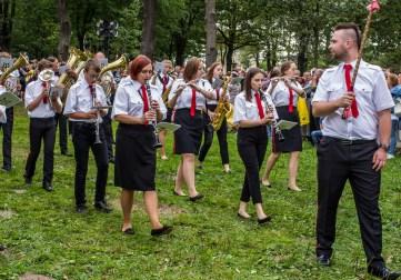 Uroczystości zaśnięcia NMP - Kalwaria Zebrzydowska - 16 sierpnia 2019 r. - fot. Andrzej Famielec - Kalwaria 24 IMGP3328