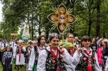 Uroczystości zaśnięcia NMP - Kalwaria Zebrzydowska - 16 sierpnia 2019 r. - fot. Andrzej Famielec - Kalwaria 24 IMGP3361