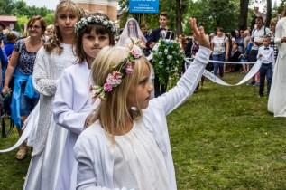 Uroczystości zaśnięcia NMP - Kalwaria Zebrzydowska - 16 sierpnia 2019 r. - fot. Andrzej Famielec - Kalwaria 24 IMGP3399